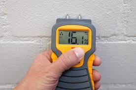 Diagnostiquer l'humidité dans la maison