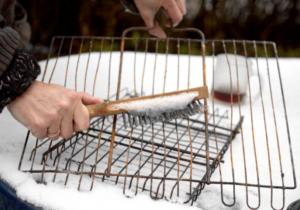L'acide citrique pour enlever de la rouille sur du métal