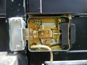 L'utilité de la gâche électrique