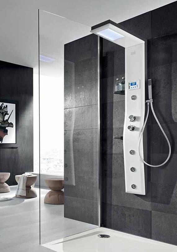 installer une colonne de douche?
