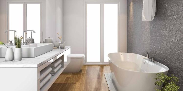 Les avantages d'une salle de bains vieillissante sur place