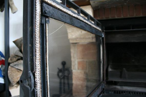 Comment changer une vitre d'insert