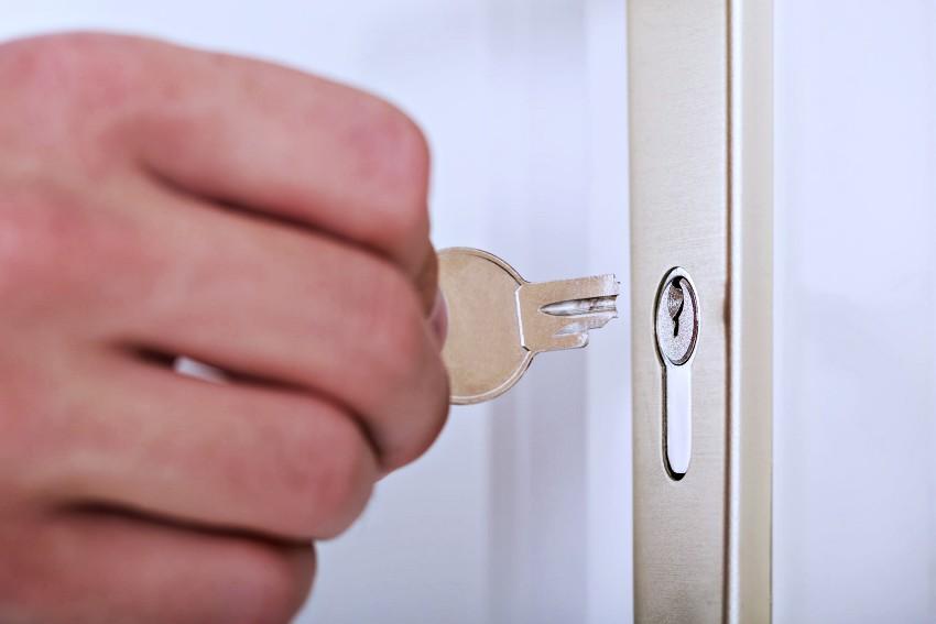 Votre clé s'est cassée dans la serrure