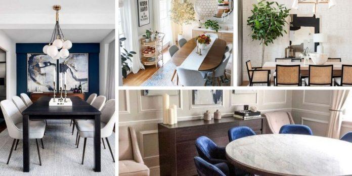 Deco salle à manger : 20 idées pour l'aménager avec goût