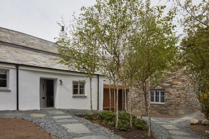 Cottage de Cornouailles / Jonathan Tuckey Design