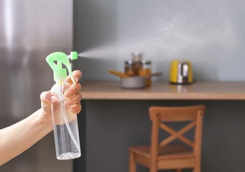 Le désodorisant aide à purifier l'air