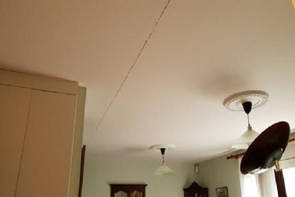 Déformation des murs ou des plafonds