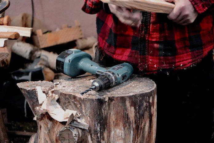 travailler le bois