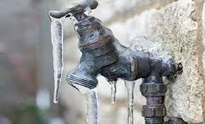 Laisser les robinets s'égoutter