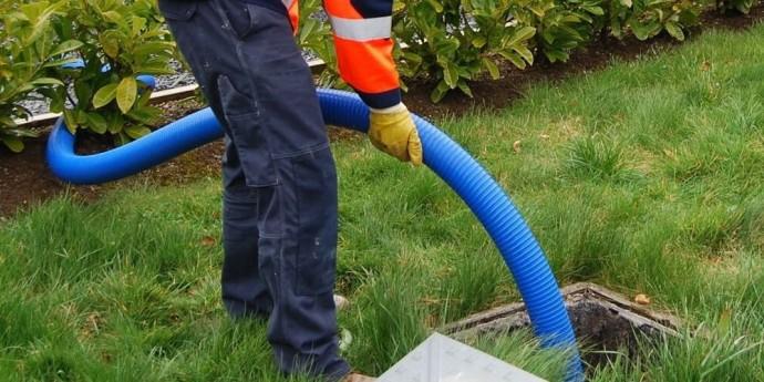 Maintenir votre fosse septique en marche